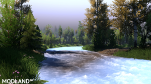 "Map ""Waterfall"" version 1.0, 1 photo"