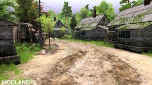 """Map """"Derevne"""" v 1.0, 2 photo"""