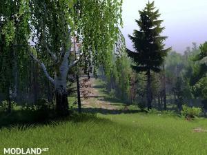 "Map ""Armenian forest"" v 1..0, 2 photo"