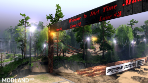 Map «Dirt Time» v 1.0, 3 photo