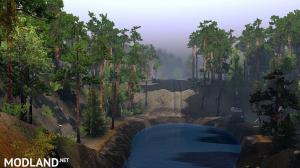 """Map """"Valley of craters"""" v 1.0, 1 photo"""