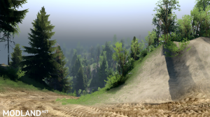 "Map ""Caucasus Mountains"" v 1.0 for v03.03.16, 1 photo"