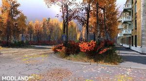 Map «Autumn mood», 1 photo