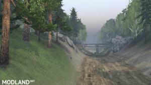 Jacinto's Gorges for Spintires V03.03.16, 6 photo