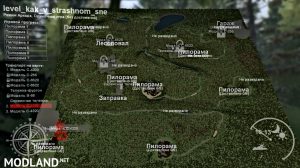 """Map """"As in a nightmare"""" v 1.0 for (v03.03.16), 5 photo"""