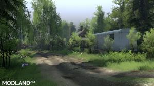 "Map ""Taiganka"" v 1.0 for (v03.03.16), 2 photo"