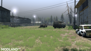 "Map ""In the Forbidden Zone-5"" version ""S.T.A.L.K.E.R."", 2 photo"