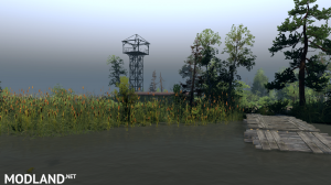"Map ""In the Forbidden Zone-5"" version ""S.T.A.L.K.E.R."", 5 photo"