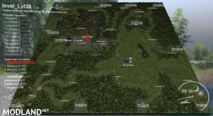 """Map """"Lvl36"""" v 1.0, 2 photo"""