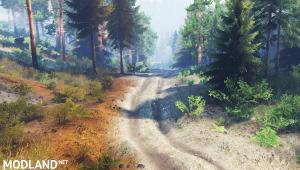 "Map ""Deer Park"" - Spintires 03.03.16, 2 photo"