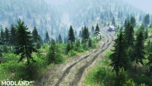 "Map ""Deer Park"" - Spintires 03.03.16, 3 photo"