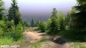 "Map ""Waterfall"" version 1.0, 4 photo"