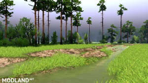 """Map of the """"Swamp"""" v 1.0, 2 photo"""