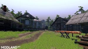 Map «5 sawmill» v 1.0, 2 photo