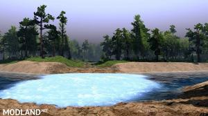 """Map of """"Very Forest"""" v 1.0"""