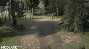 Map «CITY» - SPINTIRES: MUDRUNNER, 4 photo