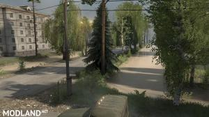 Map «CITY» - SPINTIRES: MUDRUNNER, 5 photo
