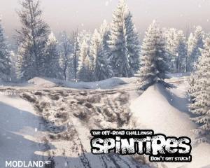 """Map """"Winter Taiga"""" v 2.0, 2 photo"""