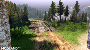 Russian Taiga map v 1.0, 2 photo