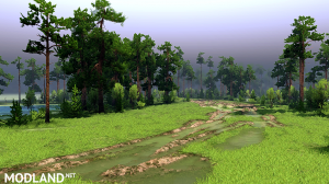 """Map of the """"Swamp"""" v 1.0, 3 photo"""