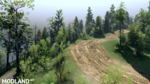 "Map ""Caucasus Mountains"" v 1.0 for v03.03.16, 3 photo"