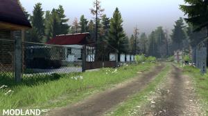 """Map """"Wild Road 2"""" v 1.0 for (v03.03.16), 2 photo"""