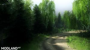 """Map """"Kurgan"""" v 1.0 for (v03.03.16), 4 photo"""