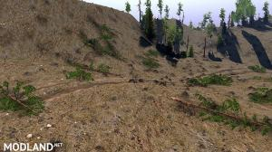 """Map """"Valley of craters"""" v 1.0, 5 photo"""