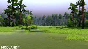 """Map of the """"Swamp"""" v 1.0, 4 photo"""