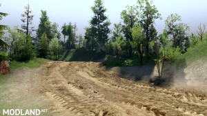 "Map ""Caucasus Mountains"" v 1.0 for v03.03.16, 4 photo"