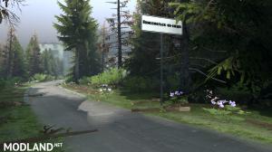 """Map """"Wild Road 2"""" v 1.0 for (v03.03.16), 3 photo"""