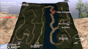 """Map """"Derevne"""" v 1.0, 5 photo"""