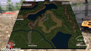 Map «234 Land», 4 photo