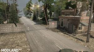 Map «CITY» - SPINTIRES: MUDRUNNER, 1 photo