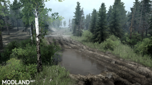 Map of Ionessi 2 version 1.1 for Spintires: Mudrunner, 2 photo