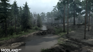 Map of Ionessi 2 version 1.1 for Spintires: Mudrunner, 4 photo