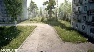 """The map """"Silvan leads"""" version 1.0 for Spintires: MudRunner (v07.11.17), 3 photo"""