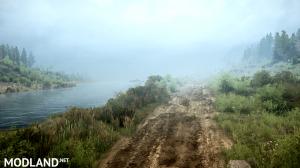 "Map ""Sea"" version 1.0 for Spintires: MudRunner (v07.11.17), 4 photo"