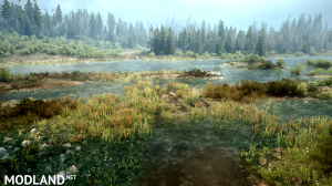 "Map ""Sea"" version 1.0 for Spintires: MudRunner (v07.11.17), 2 photo"
