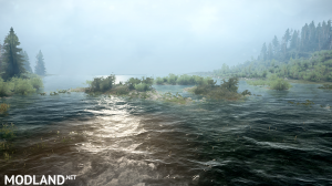 "Map ""Sea"" version 1.0 for Spintires: MudRunner (v07.11.17), 5 photo"