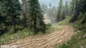 "Map ""Hell Forest"" version 06.12.17 for Spintires: MudRunner (v07.11.17), 3 photo"