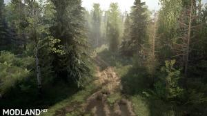 "Map ""Hell Forest"" version 06.12.17 for Spintires: MudRunner (v07.11.17), 4 photo"