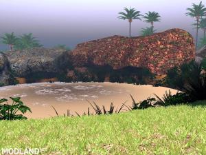 "Map ""Paradise"" version v 1.0, 6 photo"