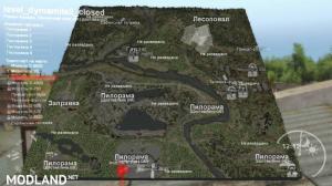 """Map """"Dynamite 2"""" , 2 photo"""