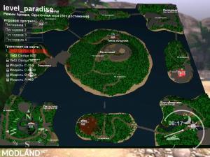 "Map ""Paradise"" version v 1.0, 7 photo"