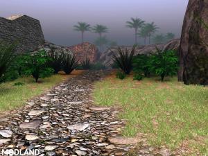 "Map ""Paradise"" version v 1.0, 5 photo"
