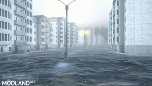 Level Flood on Oranges Tree Valley - External Download image
