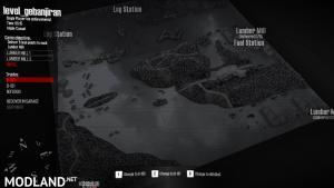 "Map "" gebanjiran "" for Spintires: Mudrunner, 3 photo"