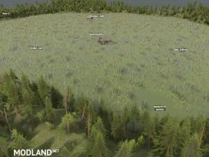 No roads Map v1.0 - Spintires: MudRunner, 3 photo