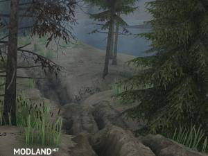 On Fishing Map v0.1 - Spintires: MudRunner, 2 photo